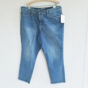 NWT Universal Thread High-Rise Straight Jeans
